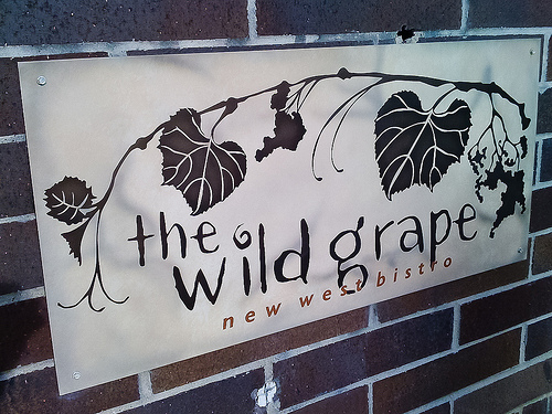 The Wild Grape