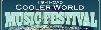 High Road Cooler World Music Festival
