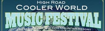 High Road Cooler World Music Festival