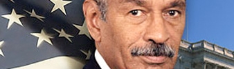 Rule of Law Letter to the Honorable John Conyers, Jr.